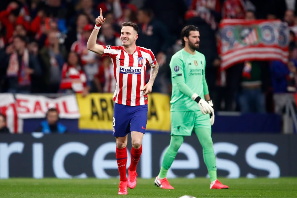 Saul Niguez Seven-Word message to Chelsea amid Atletico Madrid exit 1 Sportelo