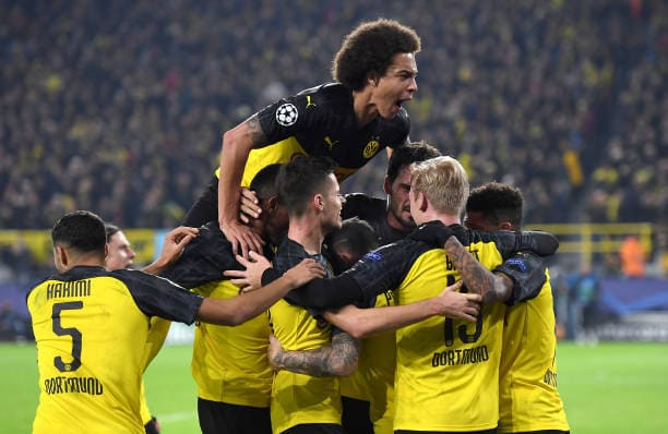 Borussia Dortmund returns to winning ways in the Bundesliga 25 Sportelo