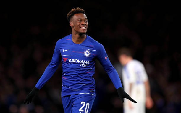 Chelsea have placed a £43m price tag on Callum Hudson-odoi 10 Sportelo