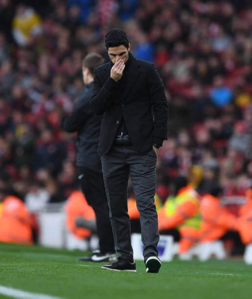 Mikel Arteta tests positive for COVID-19. 12 Sportelo