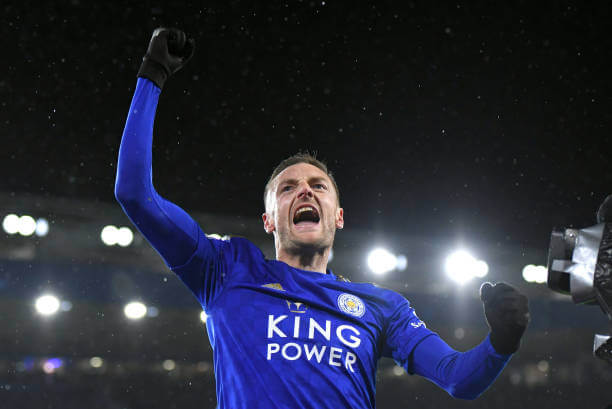 EPL:Leicester City crushes Relegation threatened Aston villa. 23 Sportelo