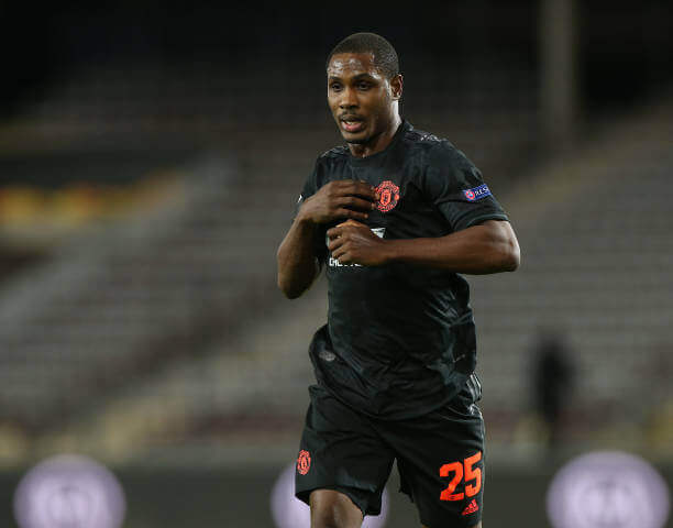 Odion Ighalo Nominated for Player of the Month 5 Sportelo