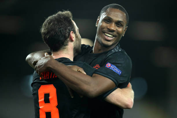 Europa league:odion Ighalo in fine form can't stop scoring 13 Sportelo