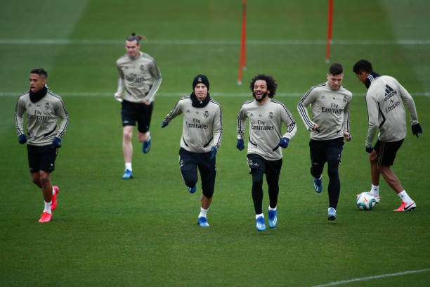 Clubs in Spanish league given the node to start individual training from May 4 2 Sportelo