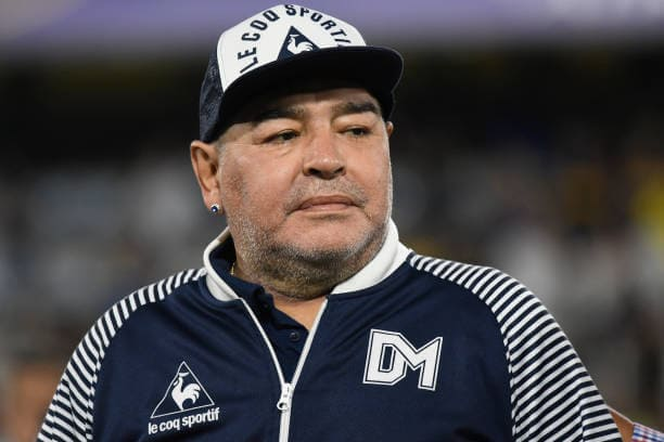 Diego Maradona football team set to benefit from the cancellation of Argentina top-flight league 1 Sportelo