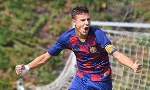 Barcelona youngster rejects contract extension for a move to Manchester United 1 Sportelo