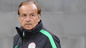 Gernot Rohr Super Eagles Contract Extension uncertain 1 Sportelo