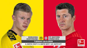 Decisive: Borussia Dortmund vs Bayern Munich in the Bundesliga 2 Sportelo