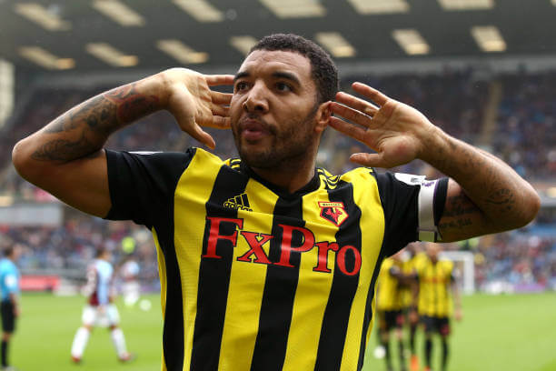 """""""I hope your son gets corona""""- Watford Captain Troy Deeney reveals Abuse against his son 1 Sportelo"""