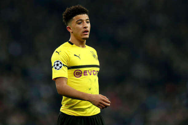 Borussia Dortmund hopes to keep Jadon Sancho 4 Sportelo
