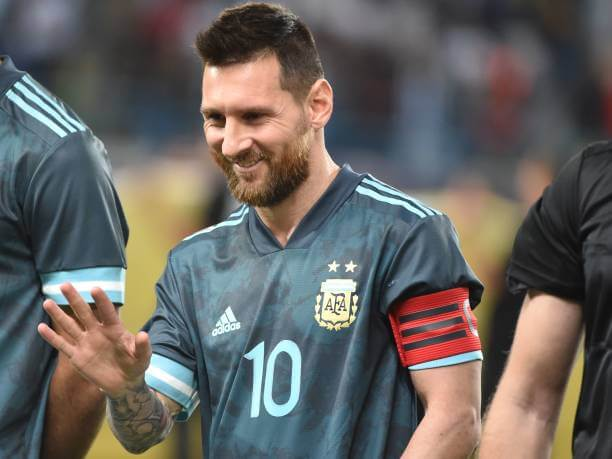 Lionel Messi bids emotional farewell to Barcelona star