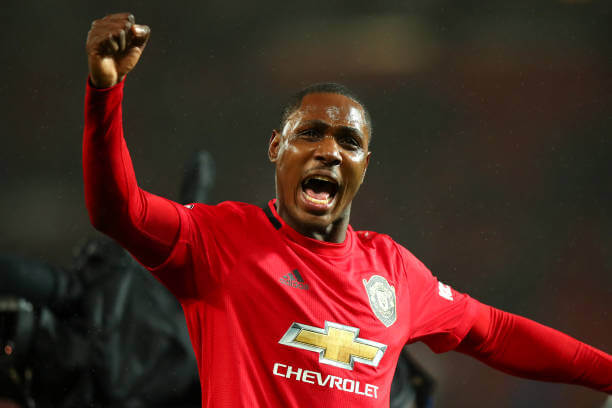 Manchester United Odion Ighalo
