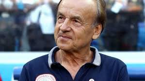 2022 will be a difficult year for the Super Eagles admits Genort Rohr
