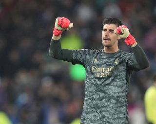 Thibaut Courtois: It wouldn't be right to crown Barcelona La Liga champions 2 Sportelo
