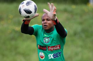 "I was opportune to meet Messi ""I didn't beg for Jersey,"" says Ezenwa 1 Sportelo"
