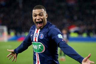 Mbappe ready to play for PSGagainst Atalanta in the UEFA Champions League
