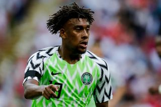 Inspiring Playing with John obi Mikel and Odion Ighalo made me learn more reveals Alex Iwobi 8 Sportelo