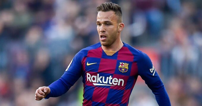 Juventus and Barcelona agree on £72.5m fee to sign Arthur 2 Sportelo