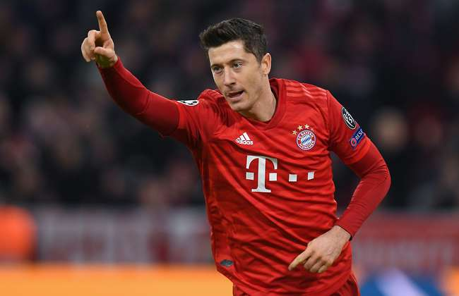 Robert Lewandowski sets new goal records