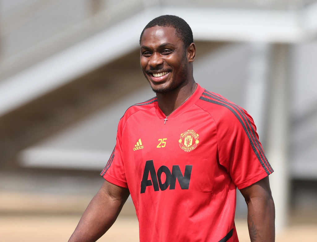 PSG interested in Manchester United Odion Ighalo