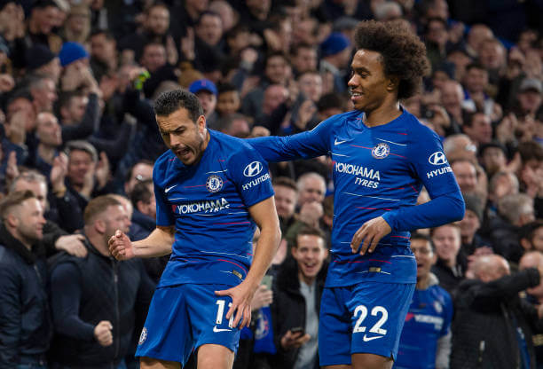 Pedro and William agrees to contract extension with chelsea