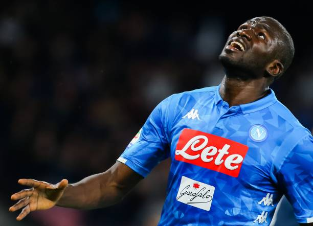 Liverpool taunts Napoli with £56m bid for koulibaly