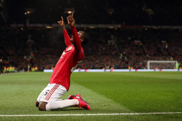 Odion Ighalo Manchester United Extended loan deal until January 2021 1 Sportelo