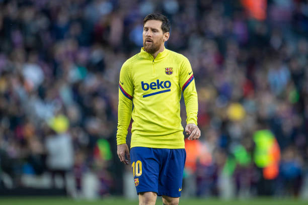 Lionel Messi reveals why he decided to stay at Barcelona
