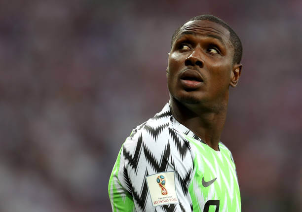 Manchester United odion Ighalo denies Reversing decision on playing for the Super Eagles of Nigeria 4 Sportelo