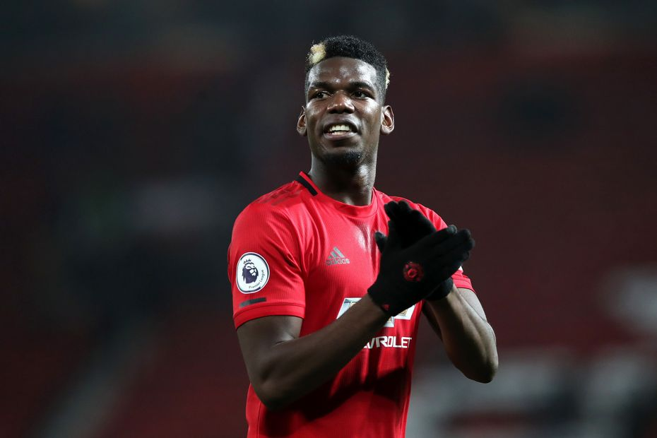 Paul Pogba reveals plans for Greenwood