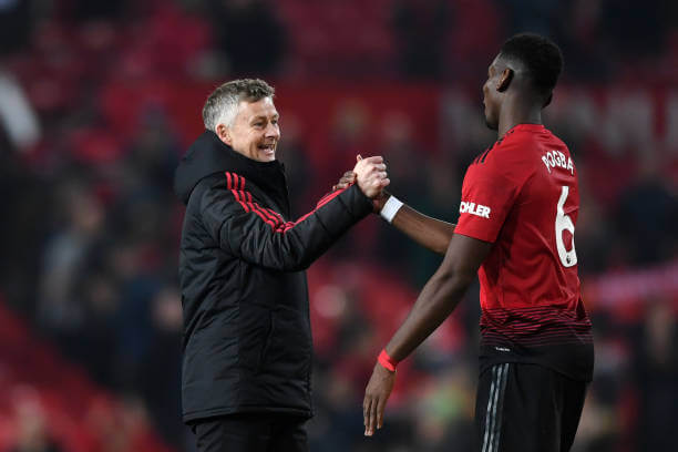 Solskjaer keen to extend Pogba Manchester United contract