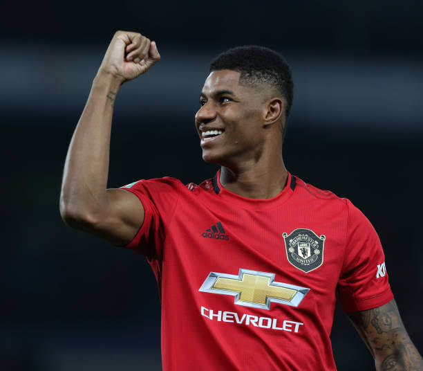 Marcus Rashford receives Honorary Doctorate Awarad from the University of Manchester
