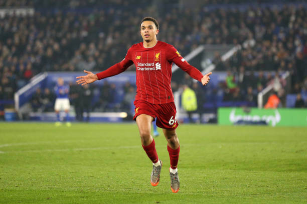 Former Liverpool legend Emile Heskey claims Trent Alexander-Arnold isn't playing in his natural position