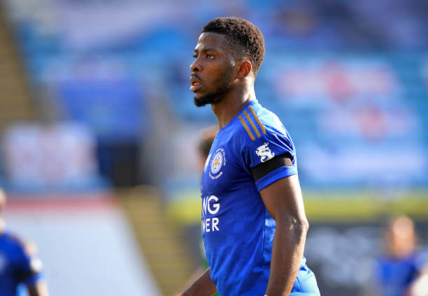 Kelechi Iheanacho may be on his way out of Leicester City
