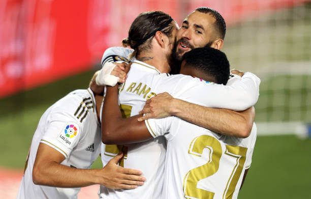 Real Madrid extends lead on the summit of La Liga to Four points after 1-0 victory over getafe
