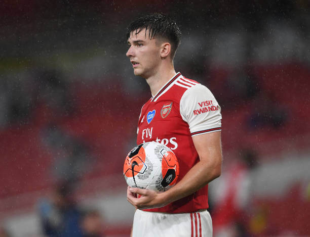 Mikel Arteta happy to help Kirean Tierney