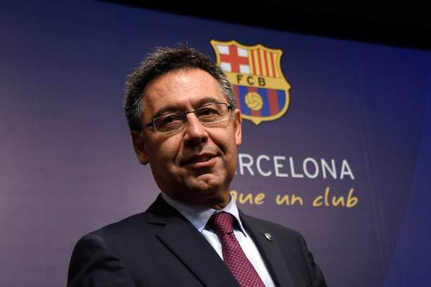 President of Barcelona accuses VAR of favouring Real Madrid