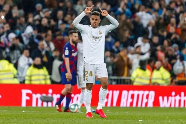 Real Madrid Mariano Diaz tests positive for COVID-19