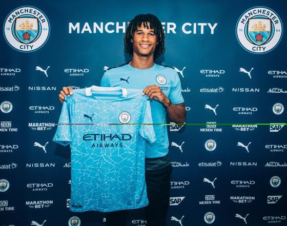 Manchester City completes the signing of Nathan Ake from Bournemouth for £41m