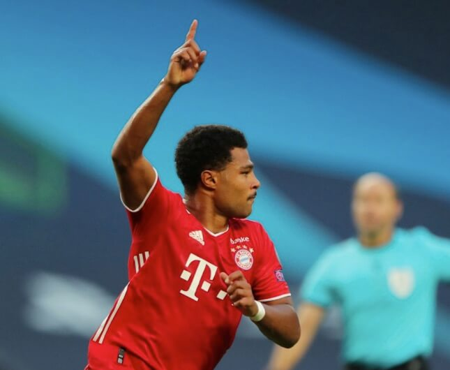 Arsene Wenger reveals he knew Serge Gnabry was going to be great