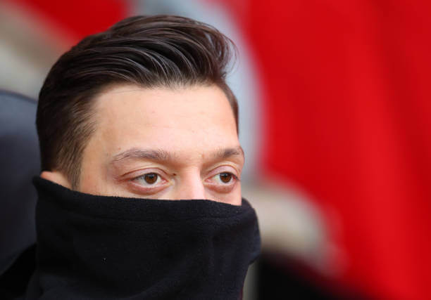 Arsenal Mesut Ozil granted permission to travel to Turkey ahead of FA Cup finals clash with Chelsea