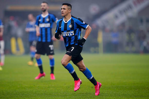 Manchester United gives condition for Inter to sign Alex Sanchez