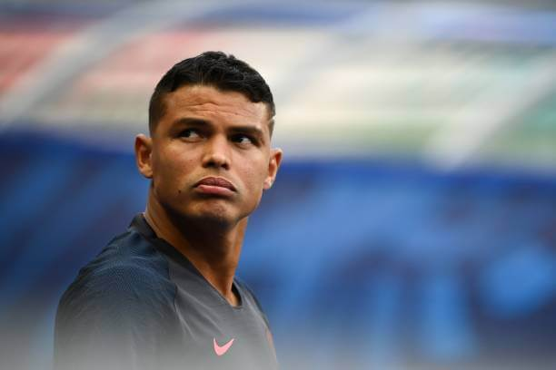 Chelsea to Benefit from very Experience Thiago Silva