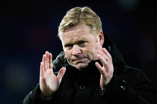 Ronald Koeman set to replace Setien Quique