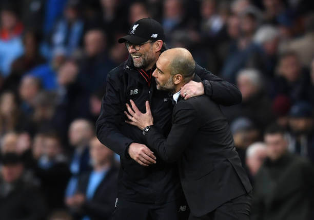 Manchester City Manager Pep Guardiola has revealed his toughest opponent