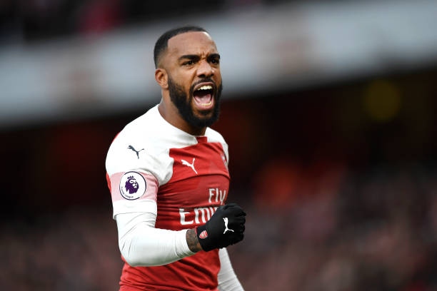 Alexandre Lacazette hints on staying at Arsenal