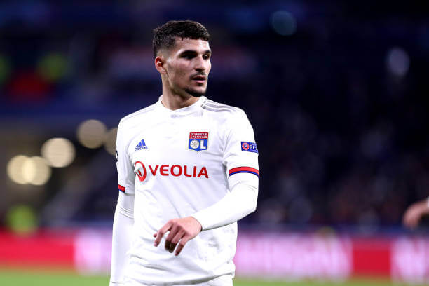 Arsenal to offer an improved deal for Houssem Aouar