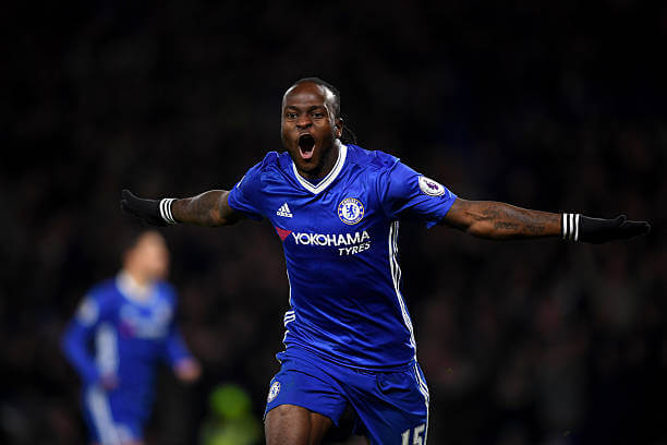 Frank Lampard gives an update on Victor Moses Chelsea future