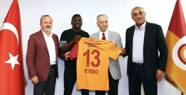 Ogehenekaro Etebo excited to join Galatasary