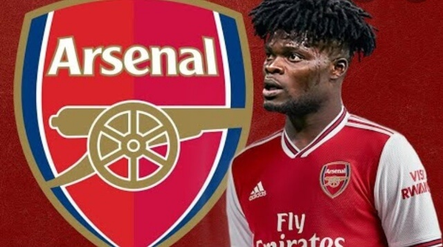 Arsenal completes the Signing of Thomas Partey from Atletico Madrid